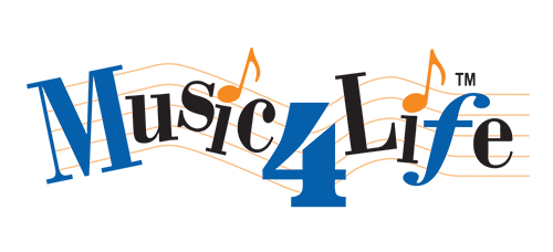 music4life logo