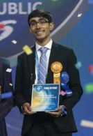 Dhruvik Parikh Recipient of the Intel Foundation Young Scientist Award (2018)
